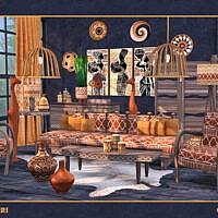 Amari Living Room By Soloriya