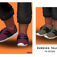 Running Trainers (toddler) By Oranostr