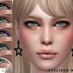 Eyeliner N106 By Seleng
