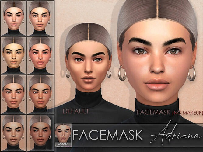 Facemask Adriana By Jolea