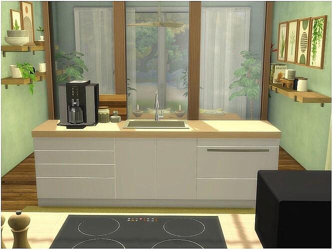 Wooden Kitchen By Lotsbymanal