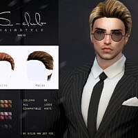 Hair 20210 For Males By S-club Wm