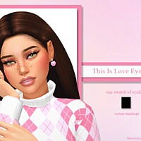 This Is Love Eyeliner By Ladysimmer94