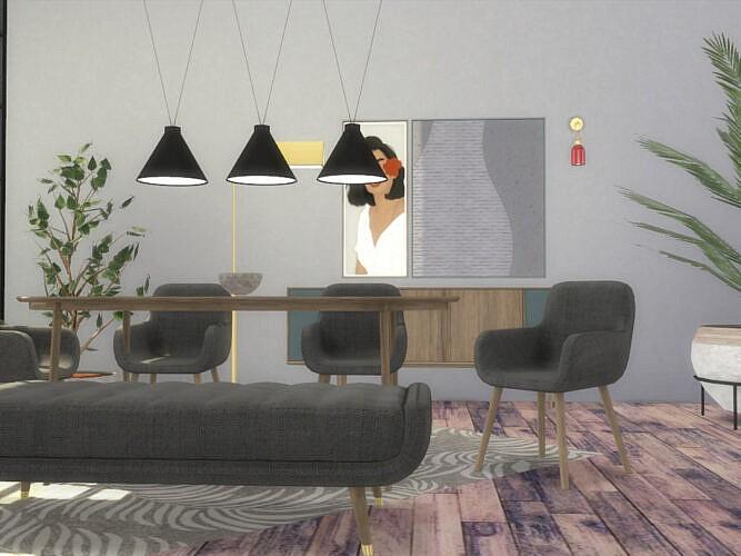 Syracuse Dining Room By Artvitalex