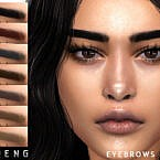 Eyebrows N111 By Seleng