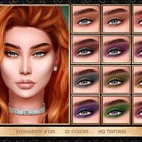 Eyeshadow #105 By Jul_haos