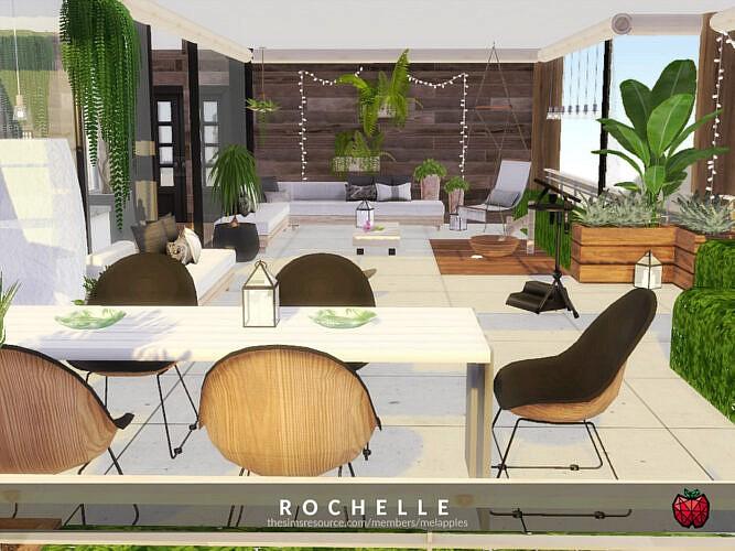 Rochelle Terrace By Melapples
