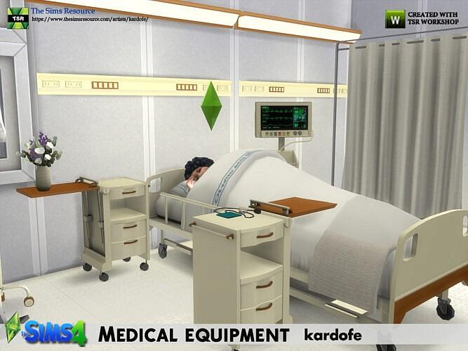 Medical Equipment By Kardofe