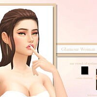 Glamour Woman Liner By Ladysimmer94