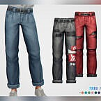 Theo Jeans By Pixelette