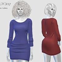Dress N 302 By Pizazz