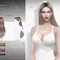 Long Hair N74 Ling By S-club Ll
