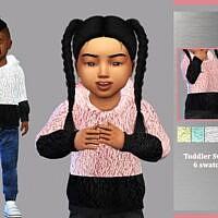 Toddler Sweater By Lyllyan