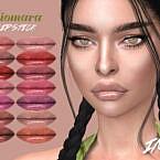 Imf Xiomara Lipstick N.329 By Izziemcfire