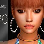 Dream Hoops Earrings By Suzue