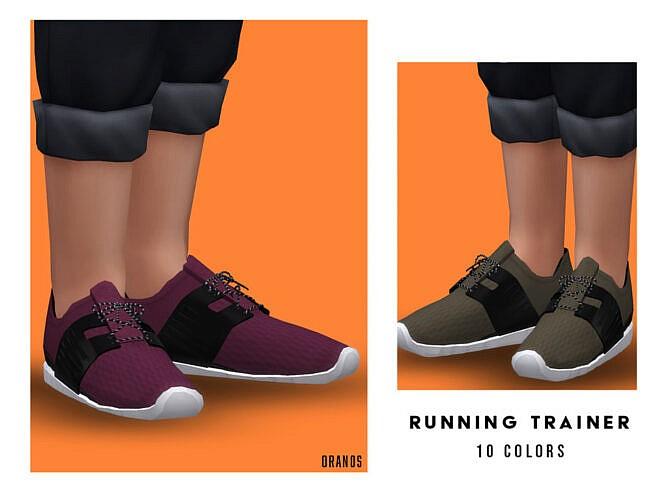 Running Trainer (child) By Oranostr