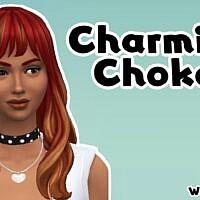 Charming Choker By Welshweirdo