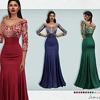 Jemisha Dress By Sifix