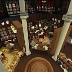 A. Z. Fell Bookshop By Gallifreybakerst