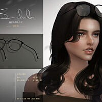Glasses Headacc 202105 By S-club Wm