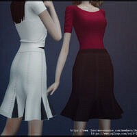 Clothing 20210304 (skirt) By Arltos