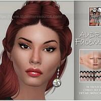 Audrey Facemask By Bakalia