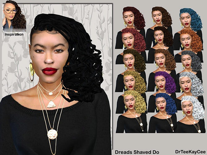 Dreads Shaved Do Hair By Drteekaycee