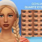 Gohliad's Quartz Eyes Fixed – Human Defaults By Alastor