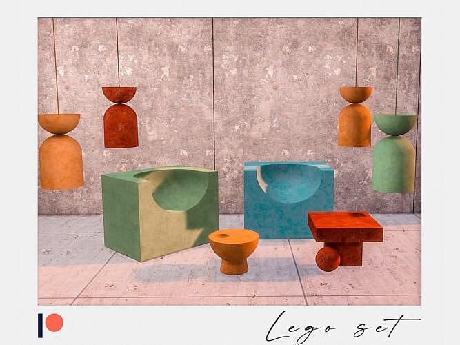 Lego Living Room Set By Winner9