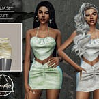 Dunja Set (skirt) By Camuflaje