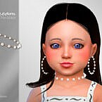 Dream Toddler Necklace By Suzue