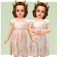 Penelope Dress By Lillka