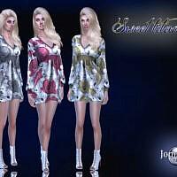 Sweet Lilana Dress By Jomsims