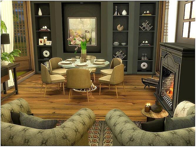 Sunlight Dining Room By Lotsbymanal