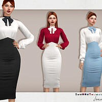 Joanna Outfit By Sifix