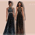 Embellished Dress Dr406 By Laupipi