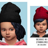 Beanie 01 (toddler) By Oranostr