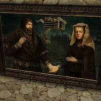 Medieval Painting Converted From Tw3 By Aliki's Nook