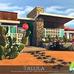 Retro Talula House By Rirann