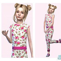 Spring Jumpsuit By Pinkfizzzzz