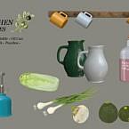 Zyra Kitchen Accessories