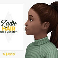 Zadie Hair For Kids By Nords