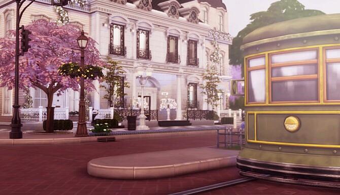 Parisian Townhouse