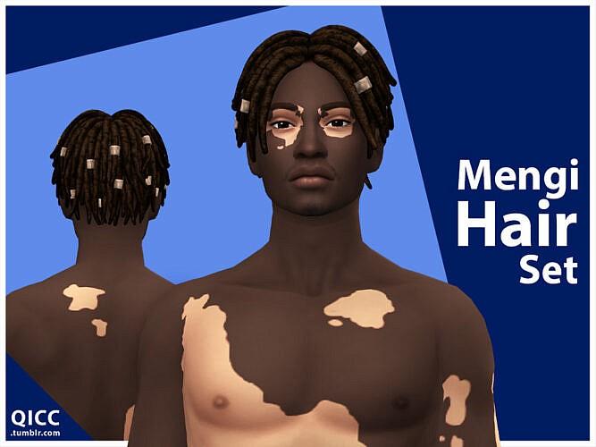 Mengi Hair Set By Qicc