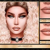 Lips Preset #5 By Jul_haos