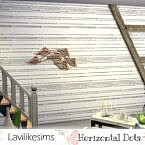 Horizontal Dots Wallpaper By Lavilikesims