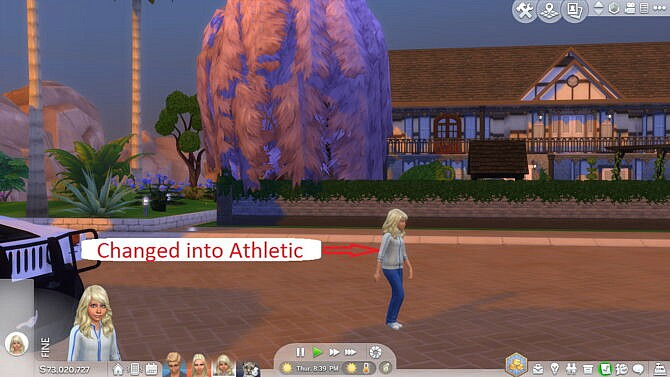 Sims 4 Kids can jog by randyxx at Mod The Sims 4
