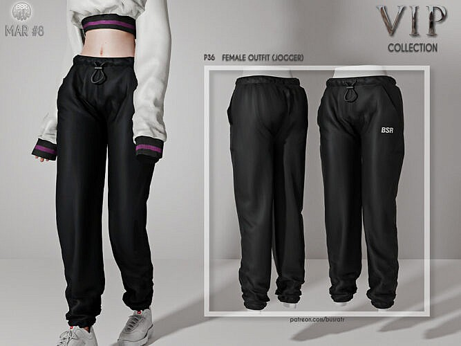 Joggers P36 By Busra-tr