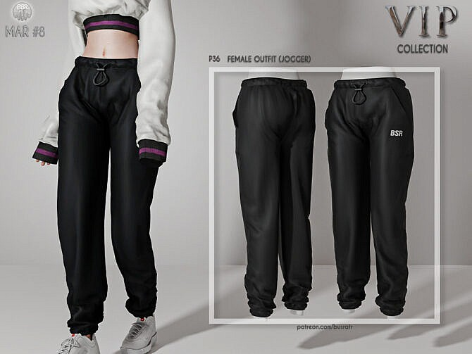 Sims 4 JOGGERS P36 by busra tr at TSR