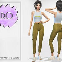 Pants 68 By D.o.lilac